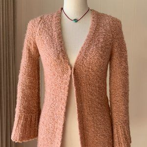 Plenty By Tracy Reed Sweater Duster size S